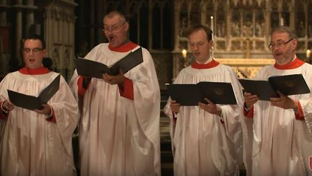 The #ChristmasAtEly videos include performances from the choir, choristers and interviews.