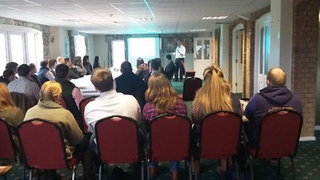 Cambridgeshire County Council organised a tenancy workshop in December for prospective farm tenants