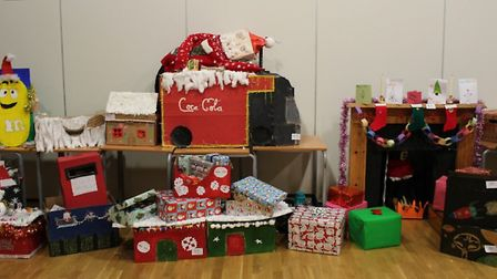 Hampers at the Neale-Wade Academy