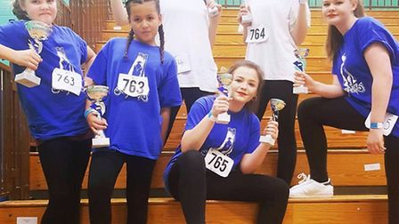 SUSPECTS Cru win national streetdance competition