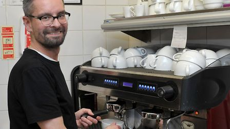 Bartosz Alichper is to cook 50 Christmas dinners for elderly and lonely people in March on Christmas