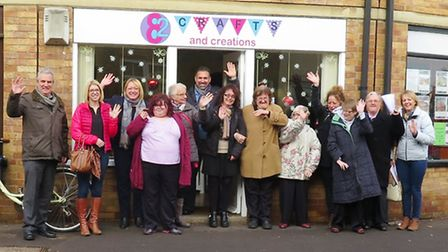 82 Crafts and Creations will open in Whittlesey next week.