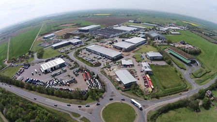The growth of a popular Business Park in Ely continues to progress thanks to a new agreement struck