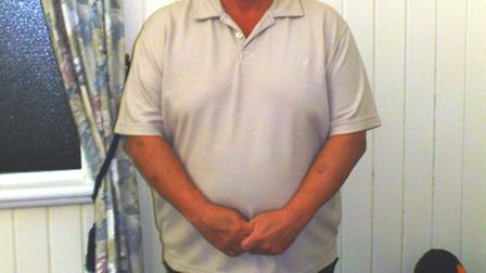 Dennis Carroll junior is looking for his sister Kim who he thinks may live in the Wisbech area