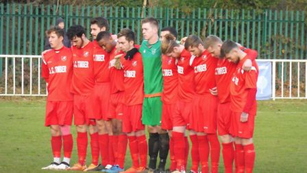 Ely City caused an upset in the FA Vase on Saturday with a 3-2 victory over Welwyn Garden City. Pict
