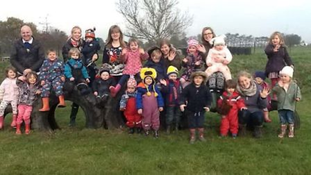Beach Babies nursery in Wilburton is celebrating after getting a 'good' grading in its latest Ofsted