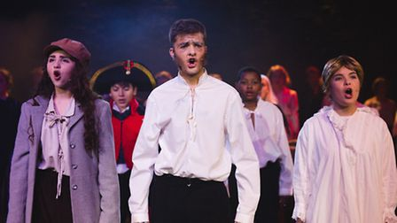 Les Miserables at King's Ely