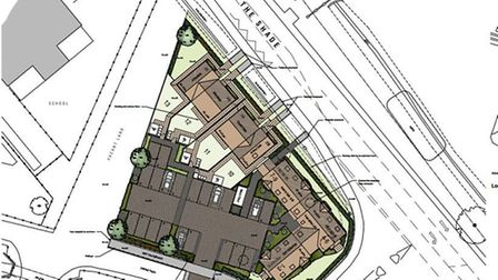 13 houses - including eight affordable homes - could be built in Soham.