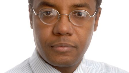 Dr Sani Aliyu, a consultant in microbiology and infectious diseases at Cambridge University Hospital