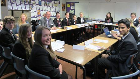 Youth Council held at Cromwell Community College