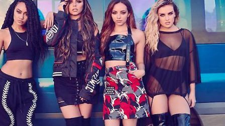 Little Mix will perform at Newmarket Racecourse in June