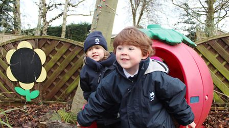 Green fingered school children see the benefit of the great outdoors