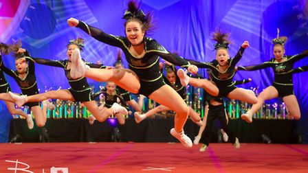 Sohams Affinity Cheer and Dance sweep dozens of awards at national competition - including 16 first