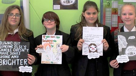 Anti-bullying poster competition