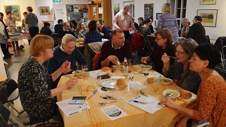 Ely Soup are looking for a venu efor another community event