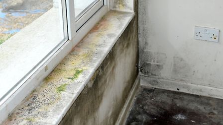 Damp and heating problems with Roddons at Chapel Avenue, Wisbech St Mary.