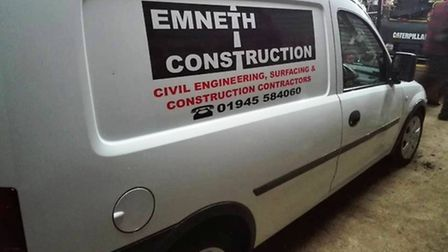 Thousands of pounds worth of equipment stolen from Emneth Construction, on Lady's Drove, has been fo