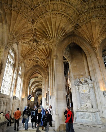 Free tours of Peterborough Cathedral start in January