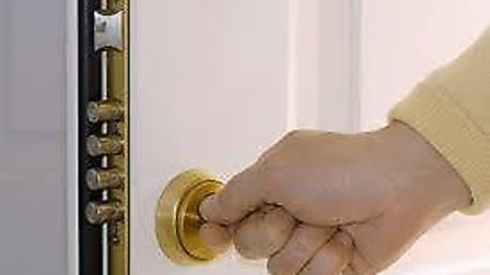 Police are warning homeowners to keep their doors locked at all times following a spate of burglarie