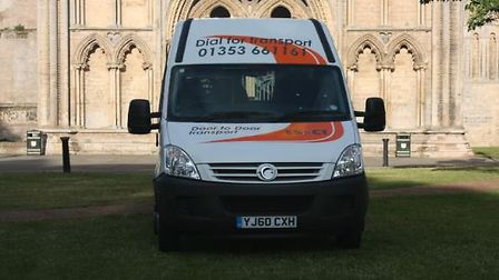 The Ely and Soham Association of Community Transport (ESACT) who are still hopeful of receiving £13,