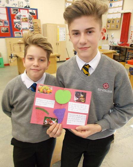 Ely College Pledges and Futures Day