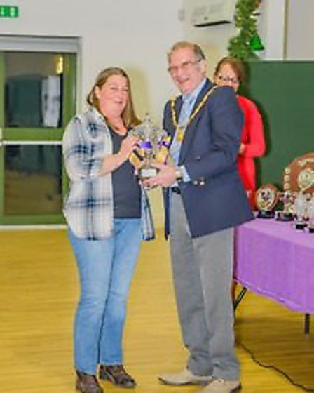 Awards Evening hosted by Grey Fern Park Equestrian Centre.
