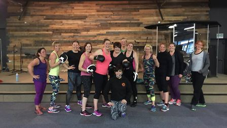 Elyte Fitness is launching in Ely PHOTO: Dawn Lamb