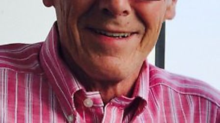 Stephen Laud of Whittlesey PHOTO: Annette Laud