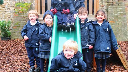 King's Ely Acremont nursery expands to meet demand. PHOTO: King's Ely.