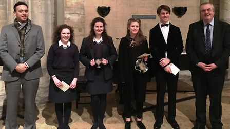 Talent shines at annual King's Ely Music Festival final. PHOTO: King's Ely.