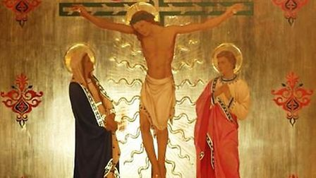 Join Ely Cathedral Choir for 'come and sing' performance of Sir John Stainer's 'Crucifixion'. PHOTO: