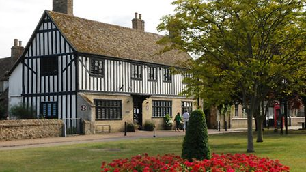 """Oliver Cromwell's House in Ely has been named a """"hidden gem"""" by the national tourism agency. PHOTO:"""