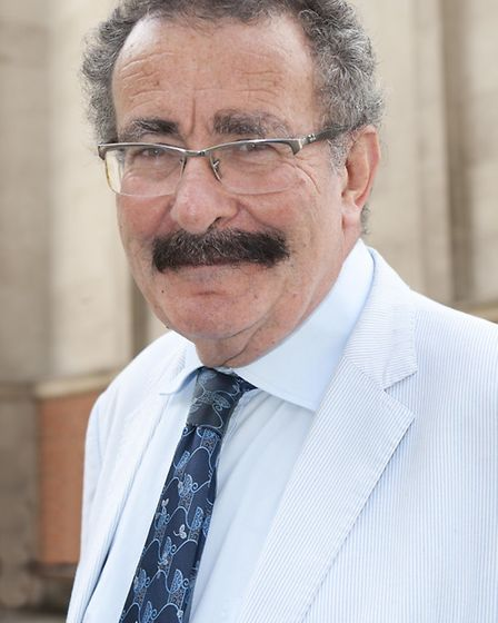 Professor Robert Winston will give a lecture at Ely Cathedral Science Festival. PHOTO: Murray Sander