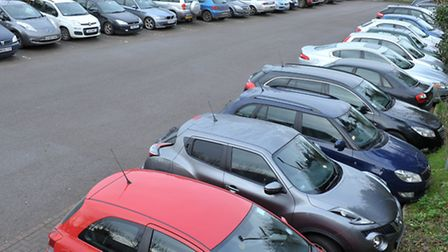 The additional parking spaces will see a 200 per cent increase in the number of parking spaces, risi