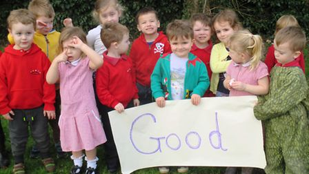 """The manager of Tiddlywinks Pre-School in Stretham has praised """"excellent staff"""" for helping it to ac"""