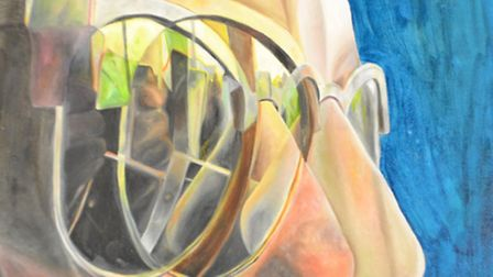 Art17 - one of the entries in the East Cambs Police competition PHOTO: East Cambs Police