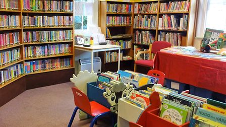 Haddenham's community run library will be celebrating World Book Day with a sponsored 12 hour Commun