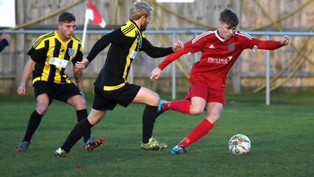 Harry Limb, who netted 22 goals for Wisbech Town this season, has signed for Premier League side Bur