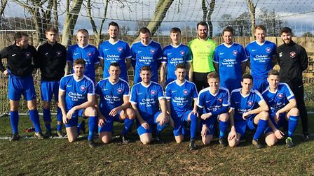 Whittlesey Athletic Reserves.