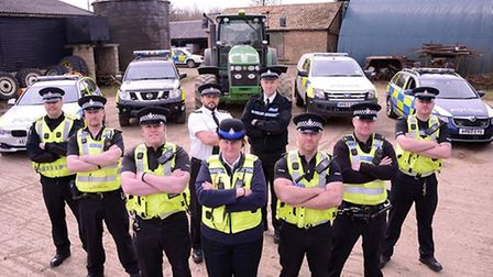 The Rural Crime Action Team, created to combat hare coursing and poaching in Cambridgeshire.