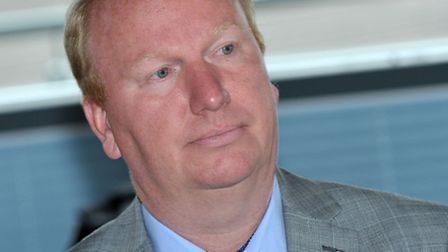 County council leader Steve Count who as resigned as chairman of the shadow combined authority
