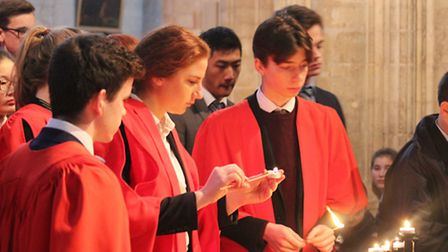 King's Ely Holocaust Memorial Day