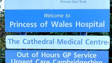 Prince of Wales Hospital Ely.
