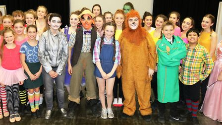 Soham Village College cast a spell with The Wiz.
