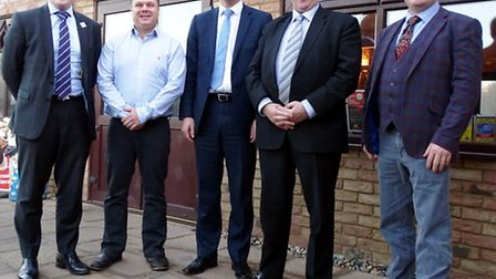 March and Chatteris annual meeting of the NFU