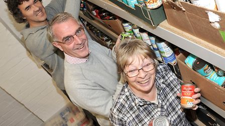 The Ely Foodbank Partnership is appealing to the public to help it secure £7,000 of funding.