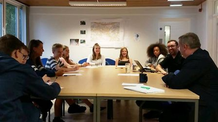 East Cambridgeshire Constabulary's youth consultation panel has been awarded £1,753 from the Cambrid