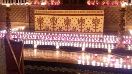 Candlemas at Ely Cathedral