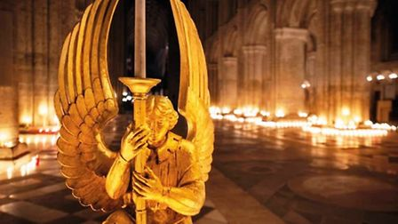Candlemas at Ely Cathedral.