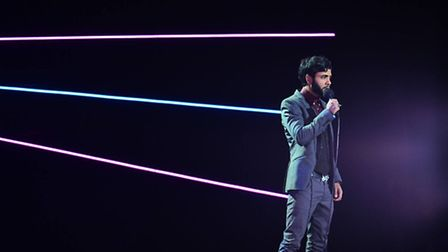 Comedian Paul Chowdhry will headline a charity event at the Cambridge Corn Exchange on March 5. PHOT